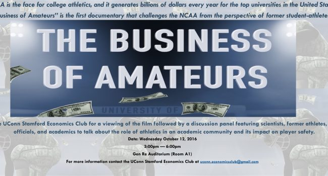 poster The Business of Amateurs